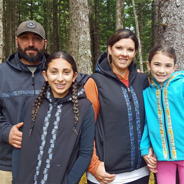Copper River Fleece Family